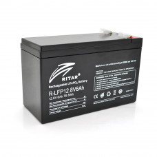 Ritar LiFePO4 12,8V 6Ah 76,8Wh
