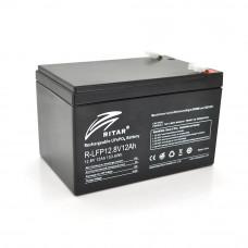 Ritar LiFePO4 12,8V 12Ah 153,6Wh