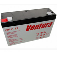 Аккумуляторная батарея Ventura GP 6-12 6V 12Ah (151*50*100)