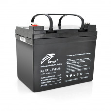 Ritar LiFePO4 12,8V 40Ah 512Wh