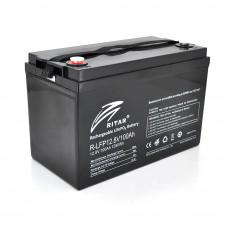 Ritar LiFePO4 12,8V 100Ah 1280Wh