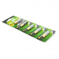 Батарейка GP Super 27A-U5, щелочная 27A, 5 шт в блистере, цена за блистер