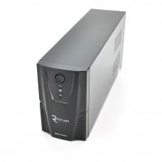 ИБП Ritar RTP850L-UX-IEC (510W) Proxima-L, LED, AVR, 3st, USB, 4xIEC-320 C14, 145-290Vac, 1x12V9Ah, plastik Case ( 314 x 97 X 143 ) 5,8 кг Q4
