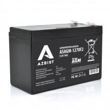 Azbist Super AGM ASAGM-1270F2 12V 7.0Ah
