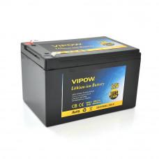 Vipow 12 V 18A Li-ion 18650 с ВМS платой (3S9P)