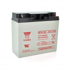 Аккумуляторная Батарея для ИБП Yuasa NP18-12B 12V 17,2Ah (181*76*167) Q4