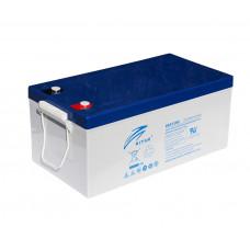 Аккумуляторная батарея GEL RITAR DG12-260, Gray Case, 12V 260.0Ah, ( 520x268x220(225)) , Q1