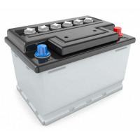 Аккумулятор Akum 100Ah R+ б/у (Бывший в использовании)