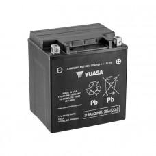 Yuasa YIX30L-BS HP AGM 31,6Ah 385A R+