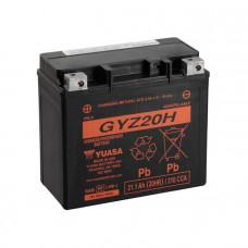Yuasa GYZ20H HP AGM 21,1Ah 310A L+