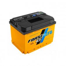Forse EFB 63Ah 620A R+(низк.)