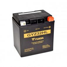 Yuasa GYZ32HL HP AGM 32Ah 500A R+