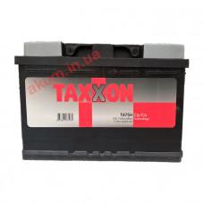 Taxxon 75Ah EN 640A R+