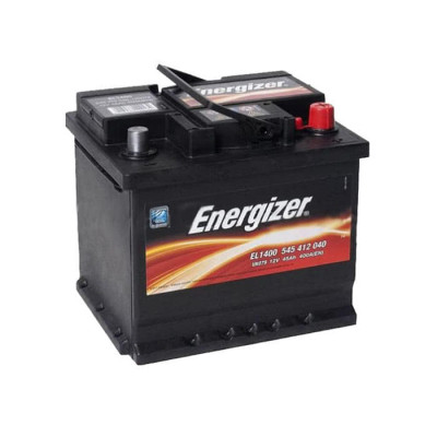 Аккумулятор Energizer 45Ah EN400A R+