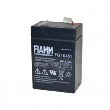 Fiamm FG 10451 6V 4.5Ah