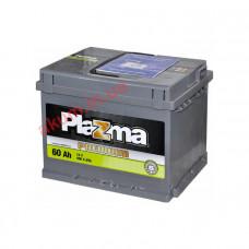 Plazma Premium 60Ah EN 600A R+