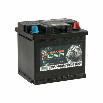 Аккумулятор Tiger Silver 48Ah 450 A R+