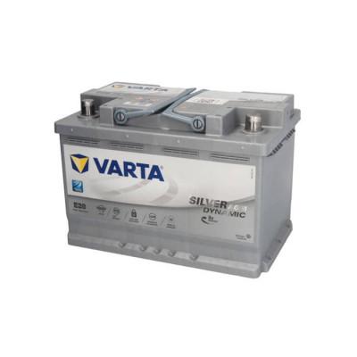 Аккумулятор Varta SD AGM 70Ah EN 760A R+ (E39) Start-Stop