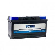 Vesna Power 100Ah EN 900A R+