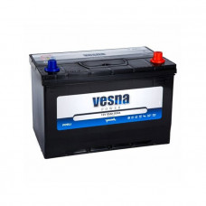 Vesna Power 95Ah EN 850A R+ Asia