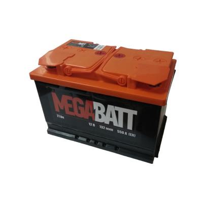 Аккумулятор Mega Batt/Vega/Uno 77 Ah EN 550A R+