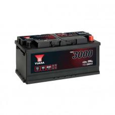 Yuasa YBX 3017 90Ah EN 740A R+(низк.)