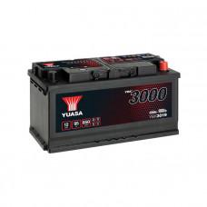 Yuasa YBX 3019 95Ah EN 850A R+