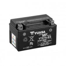 Yuasa YTX7A-BS MF AGM 6,3Ah 105A L+