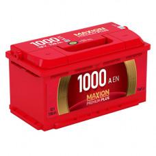 Maxion Premium Plus 110Ah 1000A R+(размер 100)