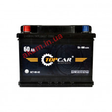 Top Car Expert 60Ah EN 480A R+
