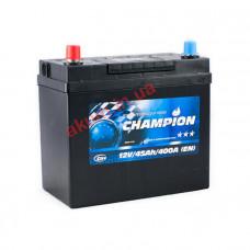 Champion Black 45Ah EN400A L+ Asia