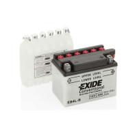 Exide 4Ah-12V EN 50A R+ EB4L-B (120х70х92)