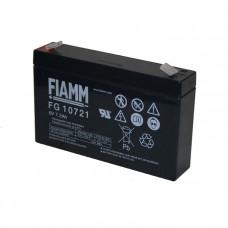 Fiamm FG 10721 6V 7.2Ah