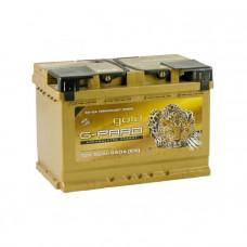 G-Pard Gold 82Ah EN 850A R+(размер 75)