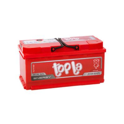 Аккумулятор Topla Energy 92Ah EN 800A R+