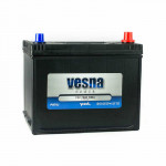 Vesna Power 70Ah EN 700A R+ Asia