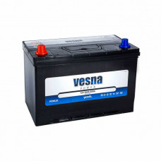 Vesna Power 95Ah EN 850A L+ Asia