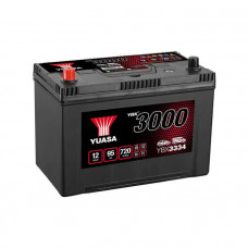 Yuasa YBX 3334 95Ah EN 720A L+ Asia