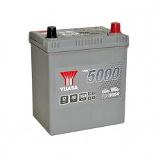 Yuasa YBX 5054 40Ah EN 360A R+ Asia