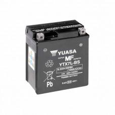 Yuasa YTX7L-BS MF AGM 6,3Ah 100A R+