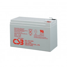 CSB GPL1272F2, 12V 7,2Ah Q10