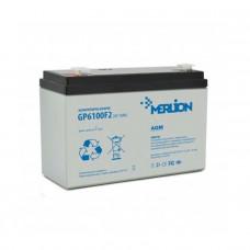 Merlion Agm GP610F2 6V 10Ah Q10