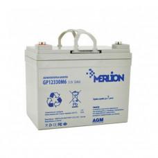 Merlion Agm GP12330M6 12V 33Ah Q1