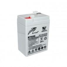 Ritar Agm RT655, Gray 6V 5.5Ah Q20