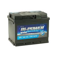 Bi-Power Classic 60Ah 510 А[EN] L+
