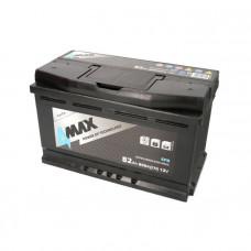 4Max EFB 82Ah 800A[EN] R+