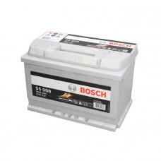 Bosch S5008 77Ah EN780A R+