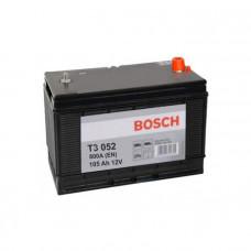 Bosch T3052 105Ah EN800A L+