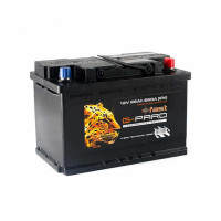 G-Pard Fast 88Ah EN 850A R+(размер 75)