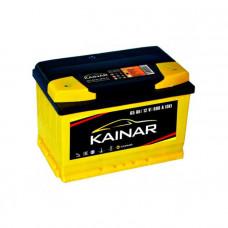 Kainar Standart+ 65Ah EN 600A L+